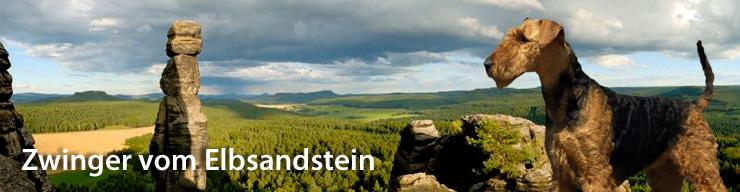 Zwinger vom Elbsandstein